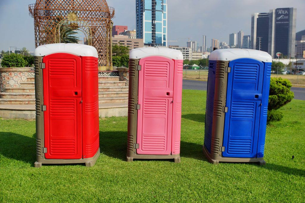 MyMex Durable Portable Toilet