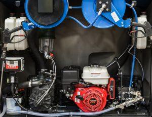TrioTank vacuum tank