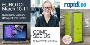 EUROTOI Trade fair Portable Toilets