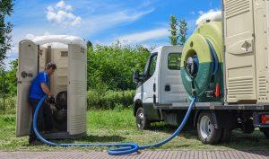 Portable Toilet Service Tank Manufacturer