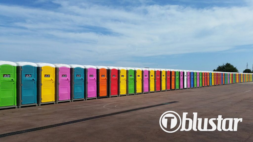 MyBlok Special Event Portable toilet