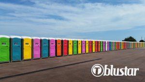 MyBlok Special Event Portable toilet