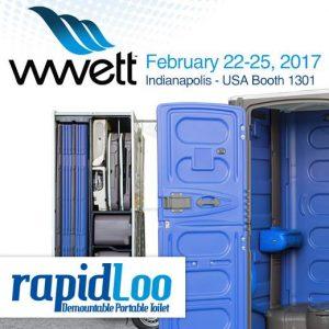 Portable Toilet Manufacturer WWETT Show