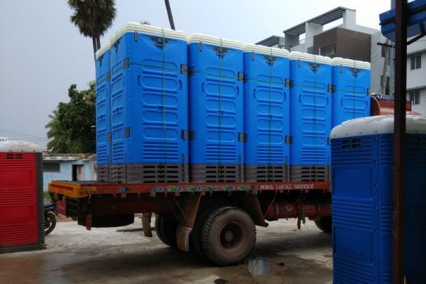Buy Portable Restrooms in India