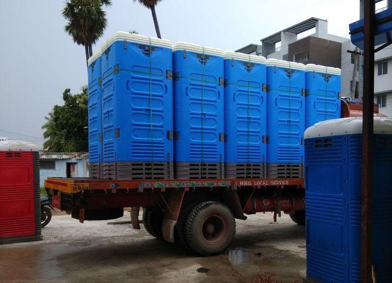 Buy Portable Restrooms in India