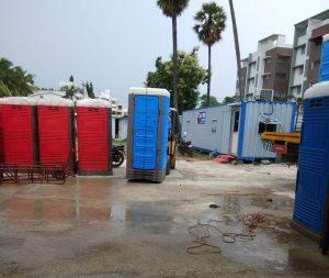 Portable Toilet manufacturer India
