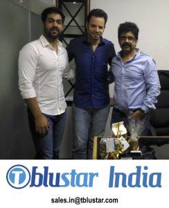 T blustar India