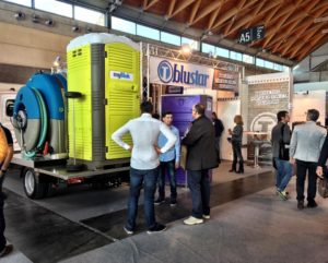 Portable Toilets Ecomondo Rimini