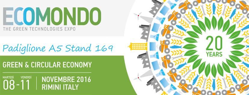 ECOMOONDO RIMINI 2016