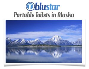 PORTABLE TOILETS IN ALASKA-