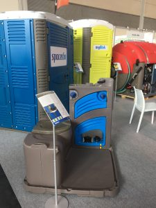 Tblustar-Ecomondo-2017_RapidLoo demountable portable toilet
