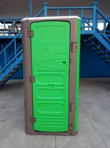 Portable toilet RapidLoo in Sweden