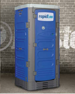 RapidLoo toilet Pack of 4