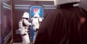 portable Toilet PRANKS darth vador