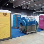 Eurotoi Show 2018 vacuum tank