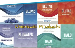 Chemicals_for portable toilet industry