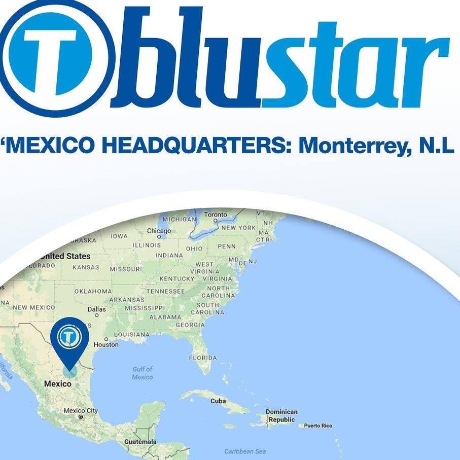 Tblustar Mexico headquarters in Monterrey