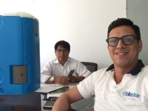 Latin America Portable Toilet Manufacturer