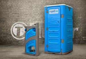 Rapidloo Rivet-Free Restroom